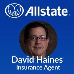 David Haines - Alstate Insurance agent